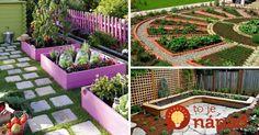 Ukážeme vám šikovné tipy záhradkárov, ktorí povýšili pestovanie plodín na celkom novú úroveň. Pozrite si krásne nápady, ktoré môžete využiť aj vo vašej záhrade!
