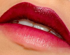 ysl ombre lips