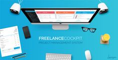 Free Nulled Freelance Cockpit 3 - Project Management and CRM Download - https://free4theme.com/free-nulled-freelance-cockpit-3-project-management-and-crm-download/