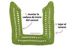 Cómo tejer un bolero mariposa para mujeres adultas a crochet