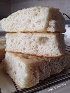 Focaccia con esubero di pasta madre – L'angolo cottura di Roby