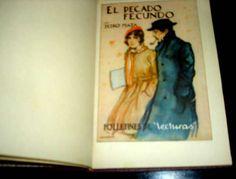 El Pecado Fecundo-pedro mata-folletines lecturas  folletines de lecturas  edicion ilustrada por longoria   ..  http://barcelona-city.evisos.es/el-pecado-fecundo-pedro-mata-folletines-lecturas-id-604282