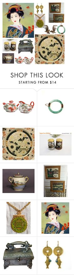 """""""Asian Delights"""" by troppo-bella-vintage on Polyvore featuring interior, interiors, interior design, home, home decor and interior decorating"""