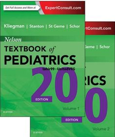 Nelson Textbook of Pediatrics 20th Edition PDF