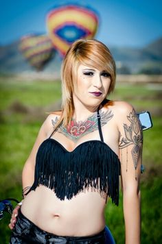 Rocio Tattoo Models, Crop Tops, Tattoos, Women, Style, Fashion, Swag, Moda, Tatuajes