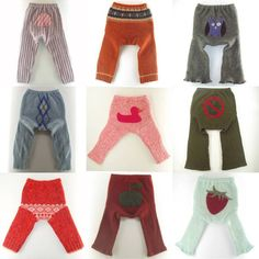 WOOL LONGIES Custom Wool Diaper Cover