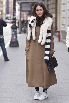 Taste of New York City Thai Fashion, Girl Fashion, Cat Dresses, Alexa Chung, Pretty Face, Her Hair, Chompoo Araya, Personal Style, Winter Fashion
