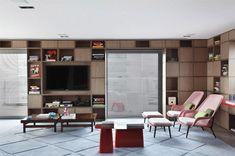 Um Wide Und Contemporary Apartment Penthouse Neu Zu Gestalten