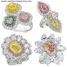 Beautifully crafted diamond rings by David Mor Fine Jewellery.  Which one tickles your fancy?  @davidmorjewelry #davidmor #ringgasm #ringtastic #ringlover #ringconnoisseur #ringenvy #ringporn @mrs_orton #wantneeddesirecovet #mrsortonsjewelporninstaglam #sparkaliciousfabulosity #jewelgasms #jewelleryporn #jewelleryaddicted #drooltastic #droolstagram #diamondology #diamondtastic #Diamondporn #diamondenvy @mrs_orton