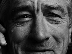 Robert De Niro by Hedi Slimane: Ever building his already admired collection of celebrity portraits, French designer Hedi Celebrity Photography, Celebrity Photos, Portrait Photography, Celebrity Portraits, Black And White Portraits, Black And White Photography, Coachella, Beautiful Men, Beautiful People