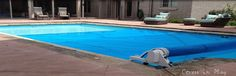 Automatic Pool Cover was developed to remove the hassle and effort of covering and uncovering your pool.