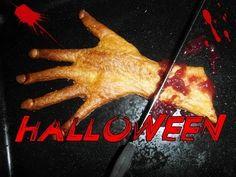 Ricetta per Halloween, Mano Della Strega