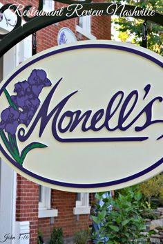 Where to get home cooked food in Nashville?  #Monells Restaurant #Nashville Restaurant #Nashville #restaurant review