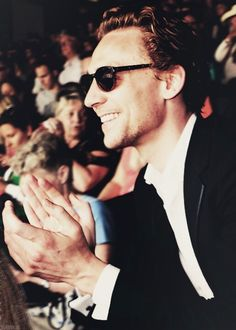 Tom Hiddleston - The Ultimate Cure for Depression.  Now I can't stop smiling! (warning: the linked page contains a typo. don't let that stop you, still worth it.)