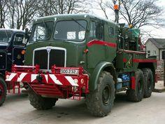 AEC - Recovery Truck Heavy Duty Trucks, Heavy Truck, Dodge Trucks, New Trucks, Custom Big Rigs, Engin, Army Vehicles, Classic Motors, Camping Car