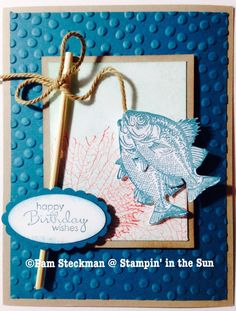 masculine birthday cards stampin up | ... Masculine Cards on Pinterest | Masculine Birthday Cards, Stampin Up
