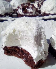 Cookbook Recipes, Cake Recipes, Cooking Recipes, Chocolate Cake, Ice Cream, Food And Drink, Cupcakes, Desserts, Sweet