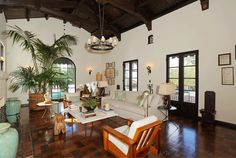 MY HOME AS ART: 1920's Spanish Colonial Revival