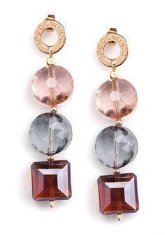 Orecchini pendenti Ippocampo Jewels