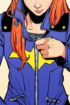 Suiting Up in Batgirl #10 (2017)