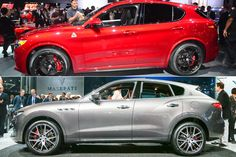 Italian SUV Auto-Showdown: Alfa Romeo Stelvio vs. Maserati Levante - Motor Trend