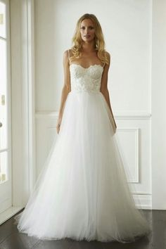 Tulle Strapless Wedding Dress - Locating the perfect wedding gown is is among the the most important parts of planning a Perfect Wedding, Dream Wedding, Wedding Day, Wedding Photos, Sydney Wedding, Wedding Story, Wedding Dreams, Luxury Wedding, Summer Wedding