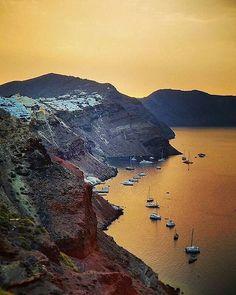 """Santorini . @Wonderful.Greece #WonderfulGreece #Wonderful_Greece #Greece #Grèce…"""""""