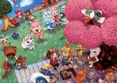 Animal Crossing by XsuperabbitX.deviantart.com on @DeviantArt