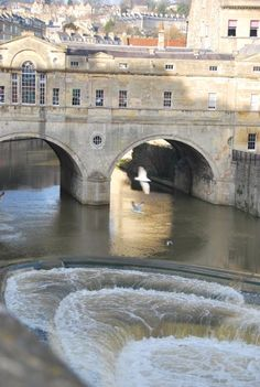 "Bath, England . . . reminds of Jane Austen's ""Persuasion!"""