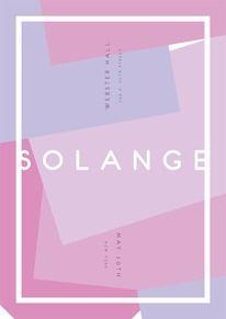 Solange, Webster Hall — Designspiration