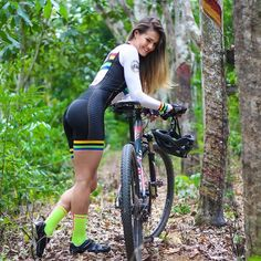 As a beginner mountain cyclist, it is quite natural for you to get a bit overloaded with all the mtb devices that you see in a bike shop or shop. There are numerous types of mountain bike accessori… Women's Cycling, Cycling Girls, Cycling Outfit, Bicycle Women, Road Bike Women, Bicycle Girl, Radler, Cycle Chic, Bike Shoes