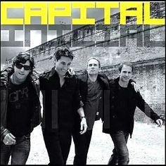 Capital Inicial ~ Capital Inicial, 1986. Primeiro álbum da banda, pós Aborto Elétrico.