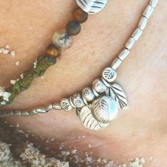 #Repost @munaydesigns  :: beach babes :: our gorgeous handmade hilltribe silver anklets awaiting your inner goddess... hold on to the summer feels  #munaydesigns #hilltribe #hilltribesilver #hilltribesilverjewellry #thaihilltribesilver #boho #beachbabe #beachboho #silver #anklets #goddess #love #sandytoes #saltykisses #sunkiss #jewellry #jewellery #thai #puresilver #handmade #gypsy #gypsysoul #accessories #fashion
