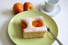 Fluffiger Marillenkuchen Rezept  #marillen#kuchen Strudel, French Toast, Cheese, Breakfast, Cake, Sweet, Party, Food, Fruit Cakes