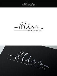 Logo design contest | Logo for Bliss Intimates online lingerie boutique | Entries