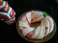 「リースパン」バーターバタフライ | お菓子・パンのレシピや作り方【corecle*コレクル】