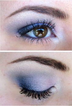 Boho Vanity: Lustrous Lavender Makeup Look