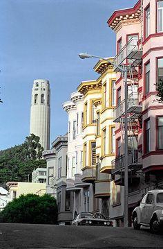 San Francisco | San Francisco, California Nov 1992 | CromagnondePeyrignac | Flickr