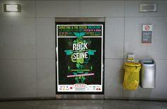 Rock en Seine - Studio Ouam : Studio Ouam