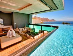 Unique living  room. PGA Property, Luxury Estate Living.