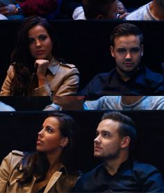 LIAM AND SOPHIA THEY'RE BOTH GORGEOUS ASDFGHJKL
