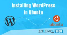 Want to create your own #website? #WordPress is the most popular and easy to use #CMS for creating website on the #internet. Start now with this #blogpost which runs through all the #steps to #install the latest version of WordPress on #Ubuntu.