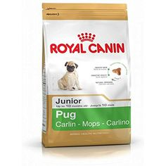 Royal Canin Pug Junior, Pug Dog Puppy Dry Food, 1.5kg ~ Please be sure to check out this awesome product. (This is an affiliate link and I receive a commission for the sales)