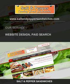 Salt and Pepper Sandwiches