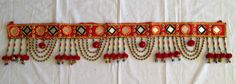 Indian-kutchi-Handicraftsethnictraditional-toran-door-valancechristmasFestival