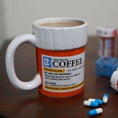 Taza prescription pill bottle