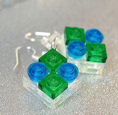 OMG Lego Jewelry!