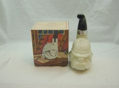 Vintage Avon bulldog pipe decanter