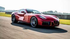 Touring Aero 3 inspirado en la década de los 30 solo para 15 afortunados Le Mans, Bmw 328, Wind Tunnel, Alfa Romeo 8c, F12 Berlinetta, Rear Wheel Drive, Fast Cars, Carbon Fiber, Touring