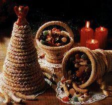 Sons of Norway Traditional Norwegian Recipe Box...mmm...lefse + Kransekake + krumkake = happy :)